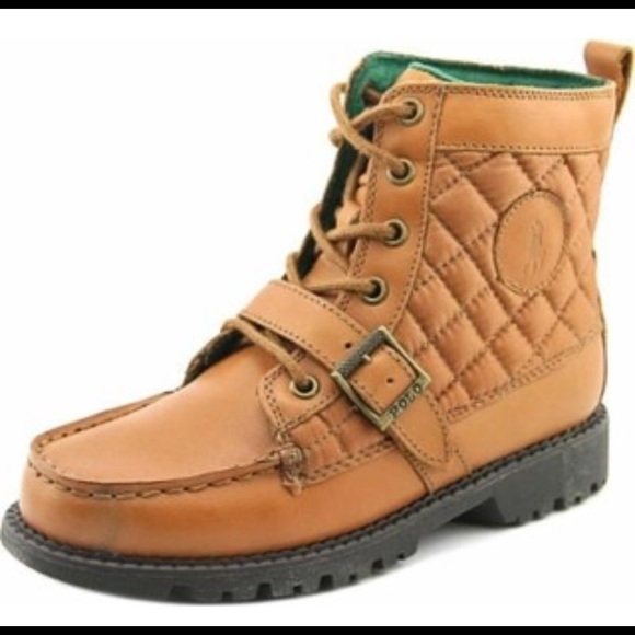 Polo Ralph Lauren Ranger Hi Ii Boots